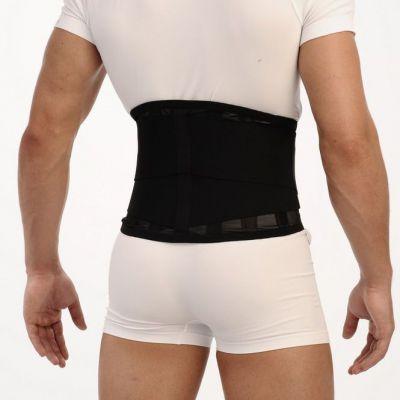 Корсет ортопедический жесткий НТ-Р-026, объем талии 115-140, высота 25 см, размер XL