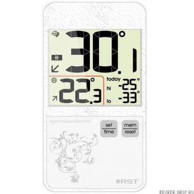 Термометр цифровой  в стиле iPhone RST 02151