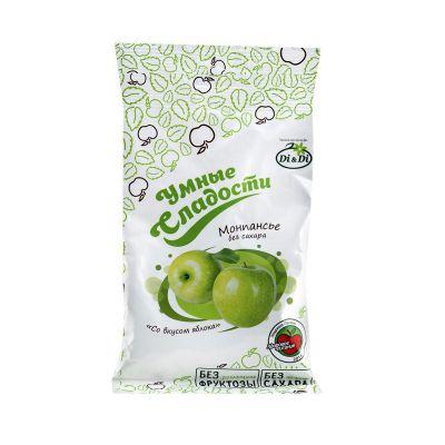 Монпансье DiDi Умные сладости на стевии яблоко 55 г