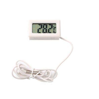 Термометр цифровой с жк-дисплеем для холодильников