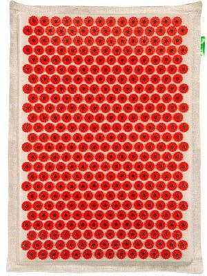 Аппликатор Кузнецова красный на мягкой подложке 41х 60 с магнитами