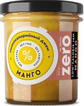 Джем ZERO Mr.Djemius низкокалорийный вкус манго, 270 г