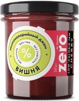 Джем ZERO Mr.Djemius низкокалорийный вкус вишни, 270 г