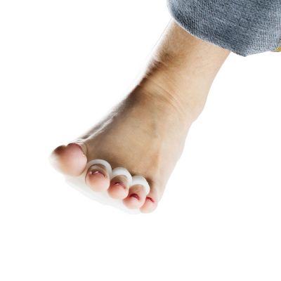 Корректоры пальцев с подушечкой гелевые Gel Fingers GESS