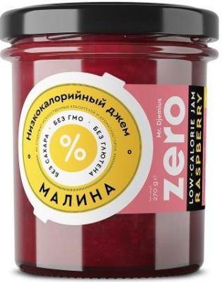 Джем ZERO Mr.Djemius низкокалорийный вкус малины, 270 г