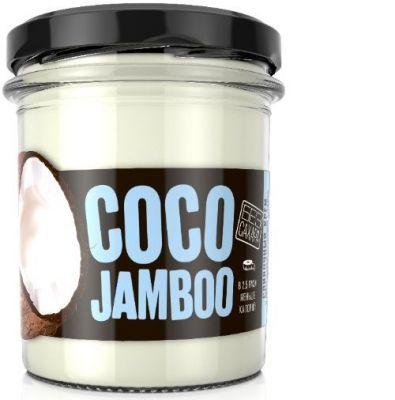 Крем ZERO Coco Jamboo сливочно-кокосовый, низкокалорийный, 290 г