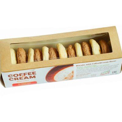Печенье кофе со сливками Fit&Sweet