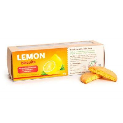 Печенье лимонное Fit&Sweet
