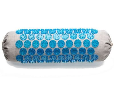 Аппликатор Кузнецова валик- цилиндр для шеи, синий