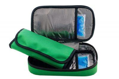 Термопенал на молнии с 2 гель-пакетами, diabet-aksessuar