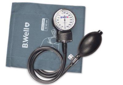 Тонометр B.Well (БиВелл) MED-61 механический, манжета универсальная 22-42 см без кольца , без стетоскопа