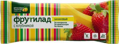"""Батончик """"Фрутилад"""" банан-клубника 30 г"""