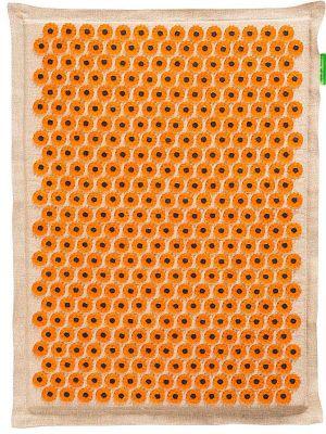 Аппликатор Кузнецова желтый на мягкой подложке 41х 60 с магнитами