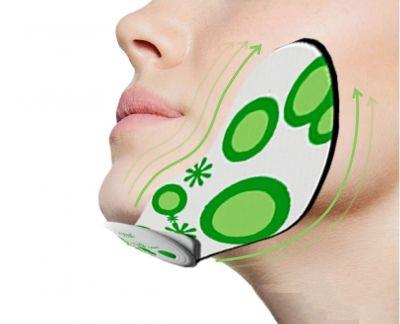 Массажер GESS Skinny Chin импульсный для подтяжки лица