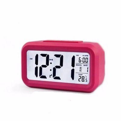 Термометр цифровой с часами Т-16  от -10 до +50