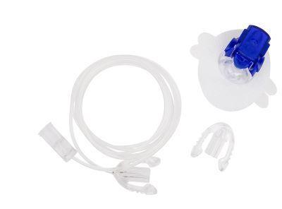 Устройство для инфузии Accu-Chek FlexLink  (АккуЧек ФлексЛинк) 8 мм/30 см