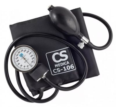 Тонометр СиЭс Медика CS-106 механический, манжета 22-42 см,  без стетоскопа