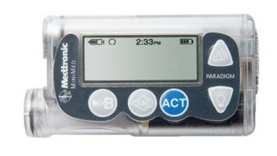 Инсулиновая помпа ММТ-715