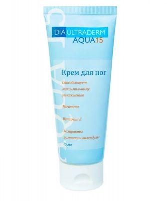 Крем DiaUltraDerm Aqua-15 (ДиаУльтраДерм Аква 15) 50 мл