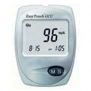 Анализатор крови Easy Touch GCU (глюкоза, холестерин и мочевая кислота в крови)