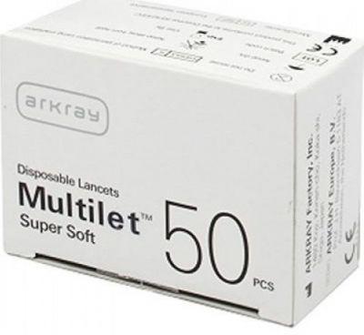 Ланцеты Multilet Super Soft (Мультилет Супер Софт) № 50