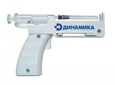 Шприц-пистолет для инъекций