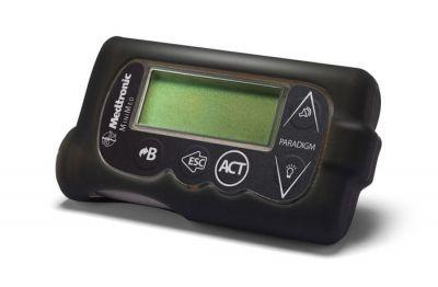Чехол силиконовый для помпы Medtroniс АСС-251 чёрный