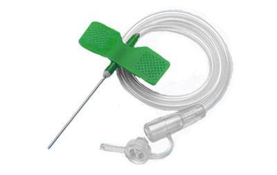 """Катетер """"бабочка""""- устройство для вливания в малые вены 21 G, SFM"""