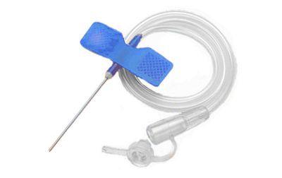 """Катетер """"бабочка""""- устройство для вливания в малые вены 23 G, SFM"""
