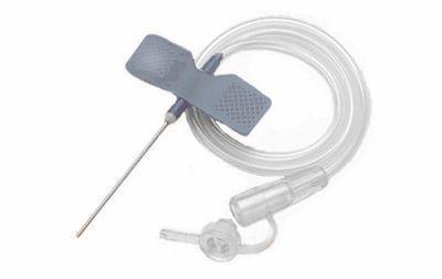 """Катетер """"бабочка""""- устройство для вливания в малые вены 27 G, SFM"""